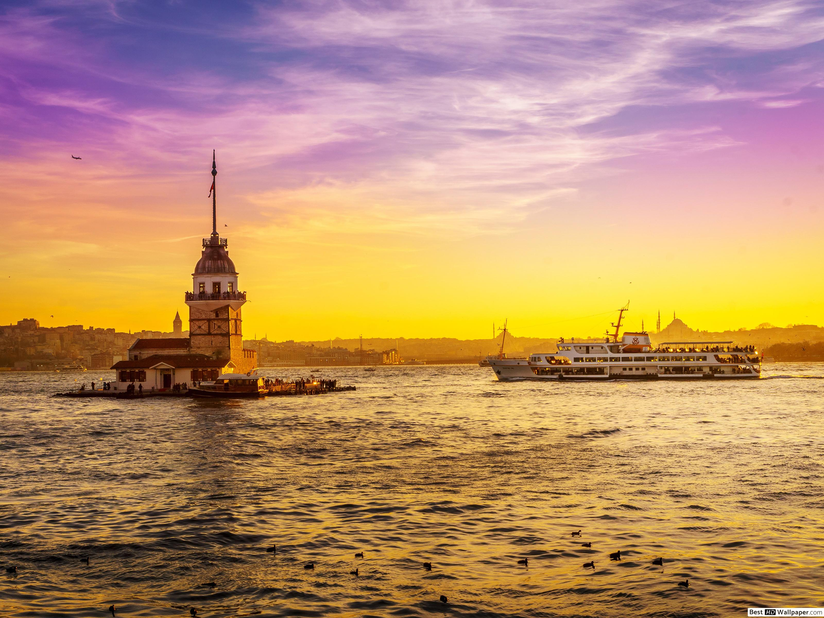 maiden-s-tower-and-istanbul-wallpaper-3200x2400-21436_29
